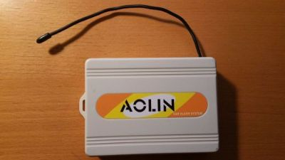 Sell Aolin car alarm keyless entry central main brain unit motorcycle in El Sobrante, California, United States, for US $9.99