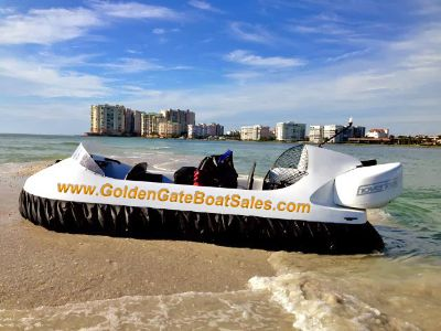 Brand New Neoteric Hovertrek Hovercraft Units For Sale Many New