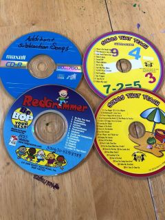 Learning CDs