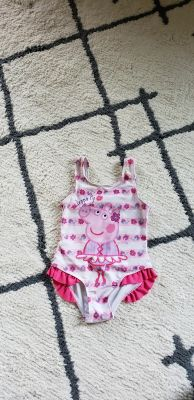 Peppa pig swim suit size 5t. Great condition.