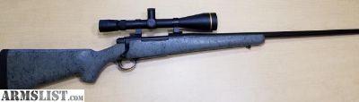 For Sale: 28 Nosler M48 long range rifle.