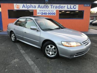 2001 Honda Accord EX-L