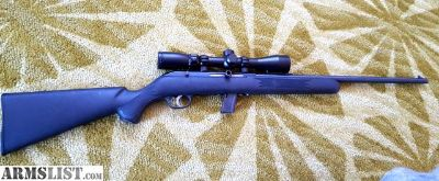 For Sale: SAVAGE 62 With 3X9X40 Scope