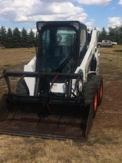 Bobcat S570  low hours / great condition
