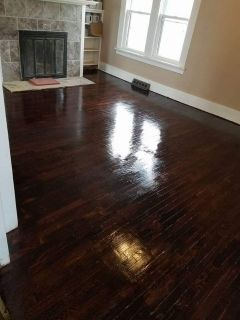 New floors or special projects