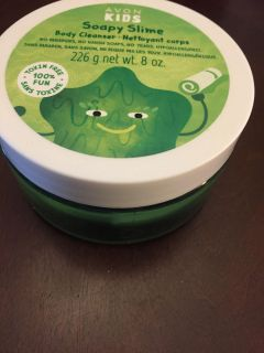 Kids Soapy Slime Body Cleanser