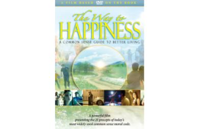 THE WAY TO HAPPINESS- DVD