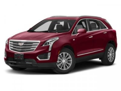 2019 Cadillac XT5 Luxury FWD (Radiant Silver Metallic)