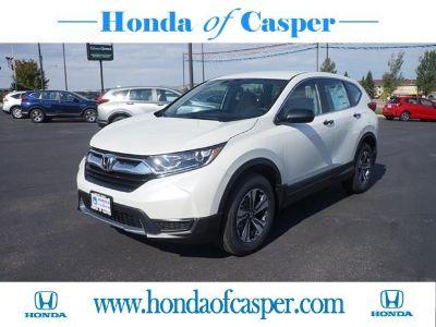 2017 Honda CR-V LX (White Diamond Pearl)