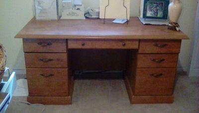 Nice Oak Desk