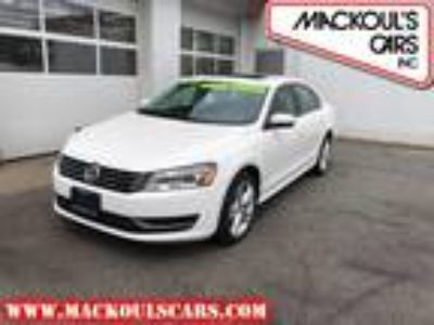 Used 2014 VOLKSWAGEN Passat For Sale