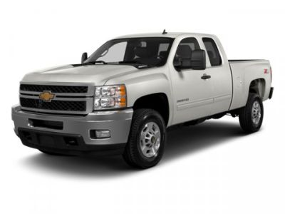 2013 Chevrolet RSX Work Truck (Summit White)