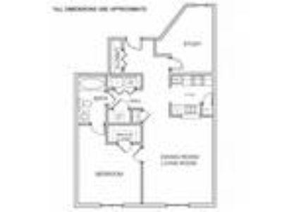 Park Place - 1H Floor Plan