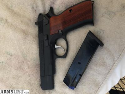 For Sale/Trade: Cz75 bd police