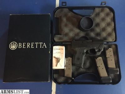 For Sale: Beretta Nano