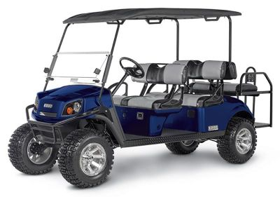 2019 E-Z-Go 72V Express L6 Electric Golf Golf Carts Exeter, RI