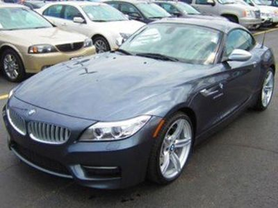 2014 BMW Z4 sDrive35is (Mineral Gray Metallic)