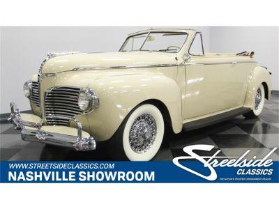 1941 Dodge Luxury Liner
