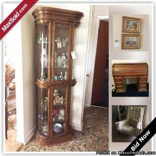 Dallas Estate Sale Online Auction
