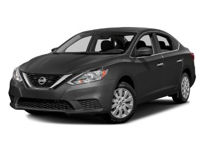 2017 Nissan Sentra S (Super Black)