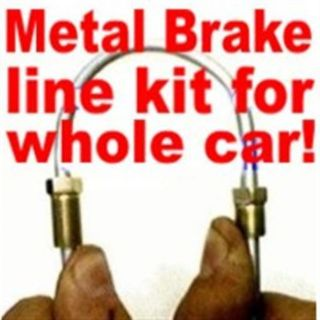 Sell Brake Line kit Corvair, Monza 1962 1963 1964 1965 1966 -replace rusted lines!!! motorcycle in Duluth, Minnesota, United States, for US $46.99