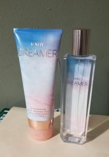 Bath and body spray and lotion (bundle)