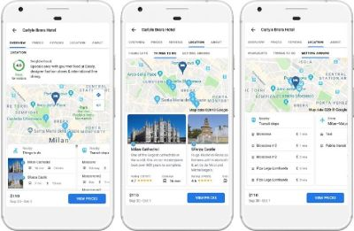 Google Launches Hotel Search Tool With Room Price Data