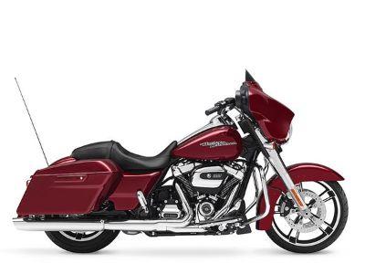 2017 Harley-Davidson Street Glide Touring Motorcycles Lake Charles, LA