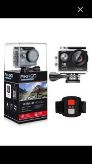 Action sports camera with remote Aldis Hendersonville meets