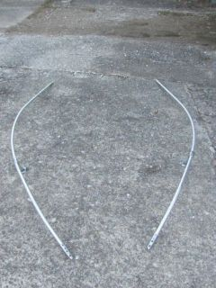 Sell Boat RAILS 103 Inches 6 1/2 High motorcycle in Young Harris, Georgia, United States, for US $97.00
