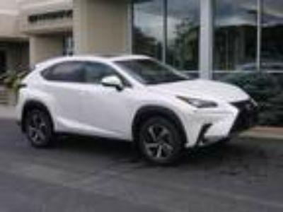 new 2020 Lexus NX 300h for sale.