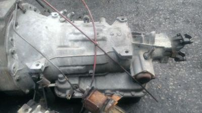 Sell GM ALLISON MT545 TRANSMISSION WITH TORQUE 140,000 MILES GOOD COND motorcycle in New Albany, Indiana, United States