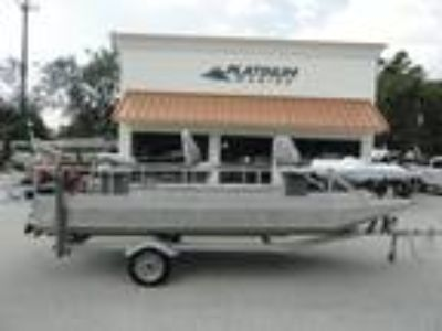 2012 CustomBilt Pondtoon 1672p
