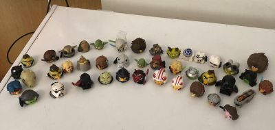 Star Wars angry birds lot
