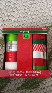 New Curling and Gift Ribbon