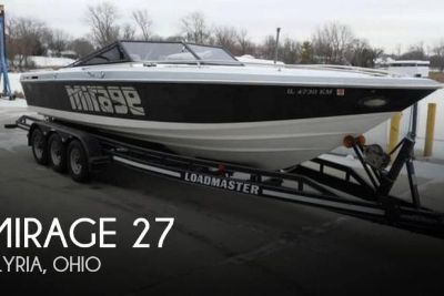 1988 Mirage 270 Intimidator