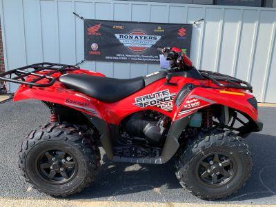 2020 Kawasaki Brute Force 750 4x4i ATV Sport Utility Greenville, NC