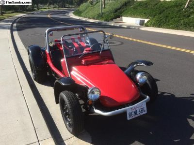 Certified Meyers Manx Towd-1969 w/Meyers tag