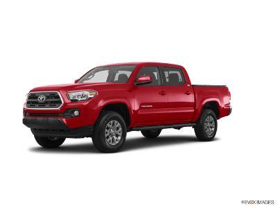 2018 Toyota Tacoma TRD OFF-ROAD (Barcelona Red Metallic)