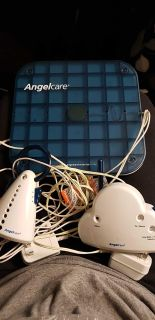 AngelCare baby sound monitor and motion sensor