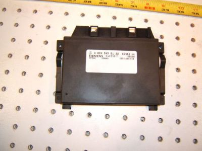 Purchase Mercedes W210/W202 SIEMENS Auto transmission Controller 1 Computer,A0245458132 motorcycle in Rocklin, California, United States, for US $385.00