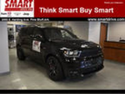 2018 Dodge Durango Black