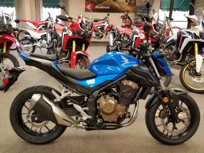 2018 Honda CB500F Sport Motorcycles Statesville, NC