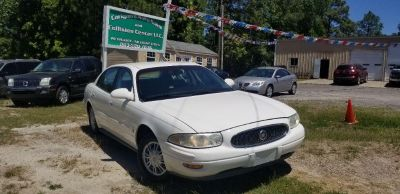 2005 Buick LeSabre Limited (White)