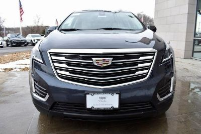 2019 Cadillac XT5 Premium Luxury (Blue Metallic)