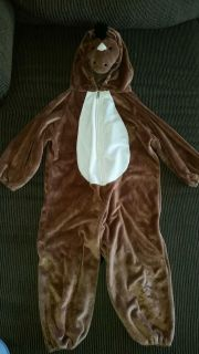Size 4T- 6T Horse Costume!