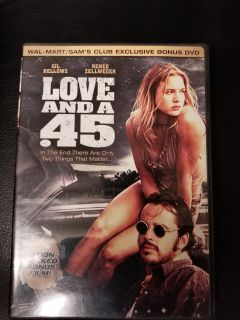 Love And A .45