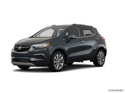 2018 Buick Encore Sport Touring (gray)