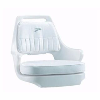 Sell Wise Heavy Duty Pilot Boat Chair - Rotational Molded 8WD0153710 White Marine LC motorcycle in Hollywood, Florida, United States, for US $118.95