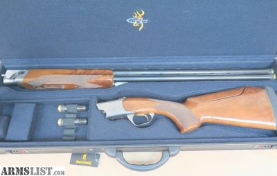 For Sale: Browning Cynergy 32in Adj